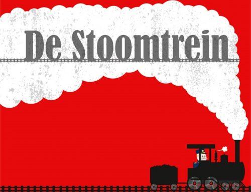 16 mei 2019 De Stoomtrein