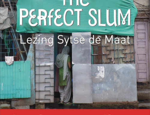 19 september 2019 The Perfect Slum